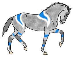 horse adopt 6 SOLD by jessp118