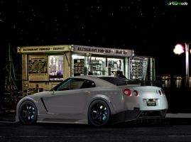 Skyline GT-R Time Attack by asoares