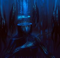 Depths of Dataii. by hybridgothica