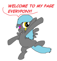 WELCOMEZ! by WildFox-Jade