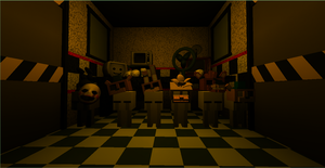 My Famous Fnaf Models In Roblox by Anthony-Zel