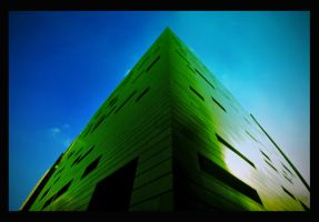 The Pyramid by LethalVirus