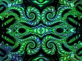 celtic touch by Dharini