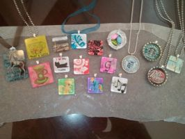 Necklaces by Kriells