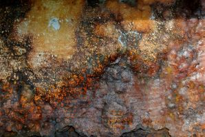 Heavy Rust 1 (texture) by rskrakau