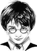 Daniel Radcliffe- Harry Potter by DarkWhispers244