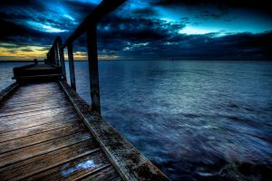 +Dark Pier+ by Phill-J