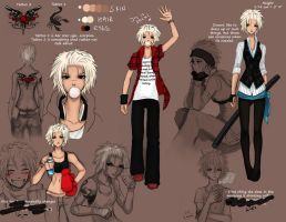 Sachi Ref by Magdorf