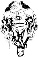 kilowog - first of year by adagadegelo