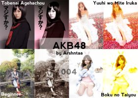 AKB48 Actions by Arshntaa by Arshnta