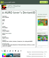 Muro lover ID by ARTic-Weather