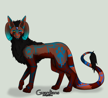 DemonSkylier : Esa by GuardianAdoptables