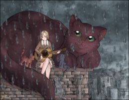 A Song for the Rain by kittako