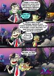 Zomfree blog - preview pg. 2 by dragon-flies