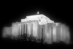 Cardston Alberta Temple by icebiker