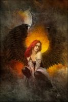 a angel off flesh and blood by greenfeed