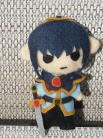 Marth Plushie by il-gatto-cieco