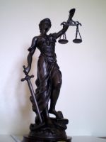 Lady Justice 01 by restmlinstock