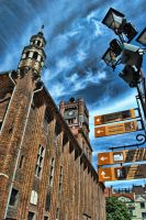 HDR in Torun by ASmartKid