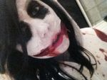 Totally Creative Jeff the Killer Cosplay #2 by egperkins