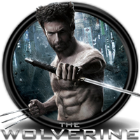 The Wolverine 2013 icon by jithinjohny