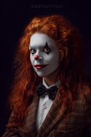 Clown by kozyafffka