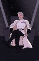 Imperial Throne by Luxris
