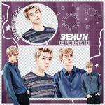 Pack Png 039 // Sehun (EXO). by xAsianPhotopacks