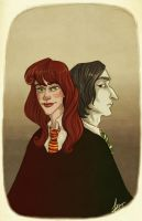 Severus and Lily by Alatariel-Amandil