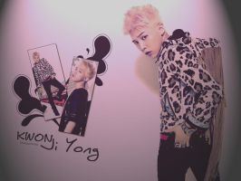 Kwon Ji Yong wallpaper by jessy-izan