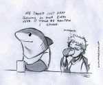 Lanny's random thought by RobtheDoodler