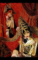 Trinity Blood - Jane Judith Jocelyn by liu-mofa