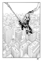 The Superior Spider-man : High View ! by SpideyCreed