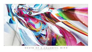 Death of a Colorful Mind by judazfx