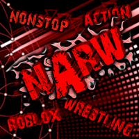 Nonstop Action Roblox Wrestling Logo by Kevin-Yoshi