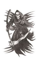 Grim Reaper by air-for-live