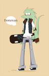 : Donovan : by ReSuKu