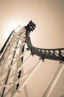 Thunderbolt, Coney Island - 3 by gpmcguire