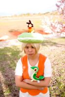 Pokemon Cosplay: Bianca by Kotodama