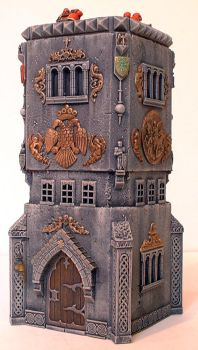 Money Lenders Tower by clevella