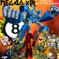 MEGAS XLR by powerfoxslayer