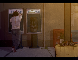 Payphone by Shadizilla