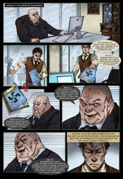 The Assassination of Franz Ferdinand 1 - Page 01 by centrifugalstories