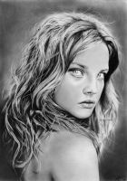.: PIERCING GLANCE :. by Lorelai82