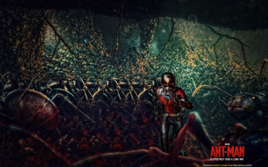 ANTMAN and ANT ARMY by CSuk-1T