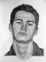 Dylan O'Brien by Art-of-man