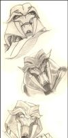 My Favorite Transformers Prime Expressions by Swashbookler
