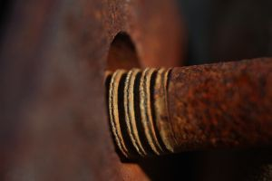 Rusty Screw Thingy by NerdyNinja12