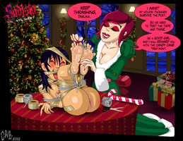 Sadista ~ Holiday Post by CeeAyBee