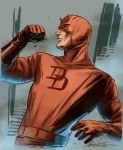 Daredevil at the disco by dismang